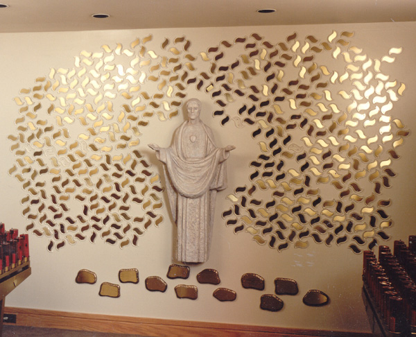 Tree of Hope Model 439 - St. Bernard Chuch