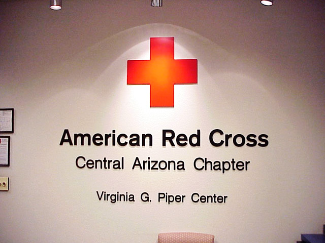 Red Cross -