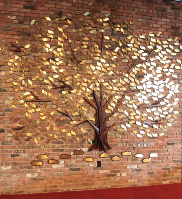 Oak Arbor Church: Church Donor Trees Designs By W.E. Baum