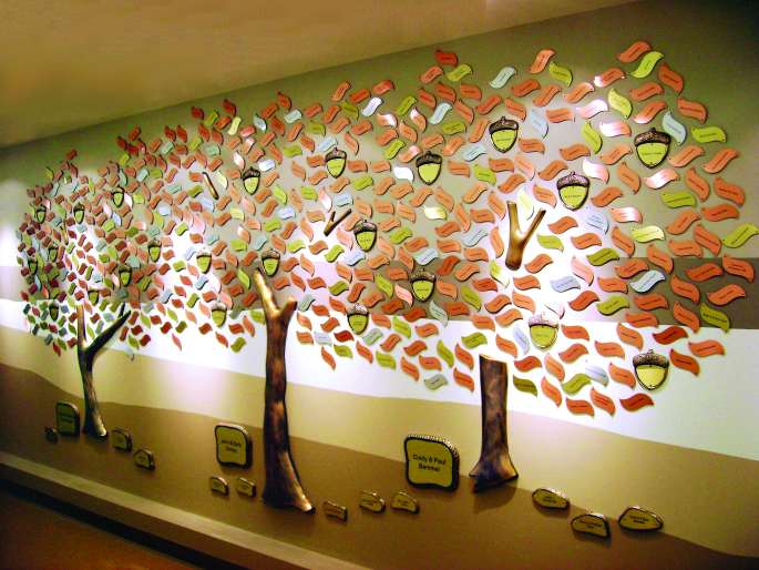 Church Donor Trees Designs By W E Baum