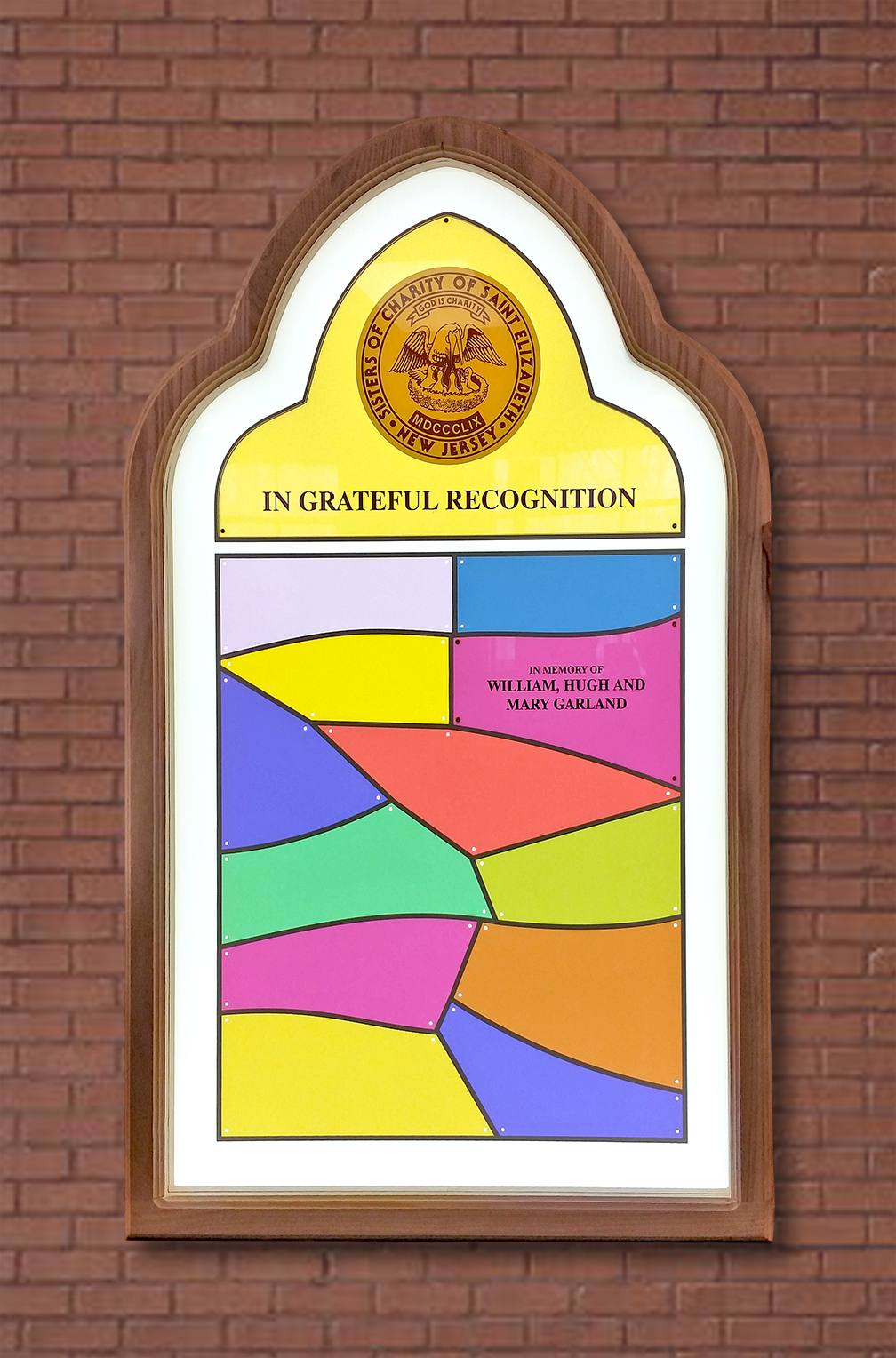 Light Box - Sisters of Charity of St. Elizabeth