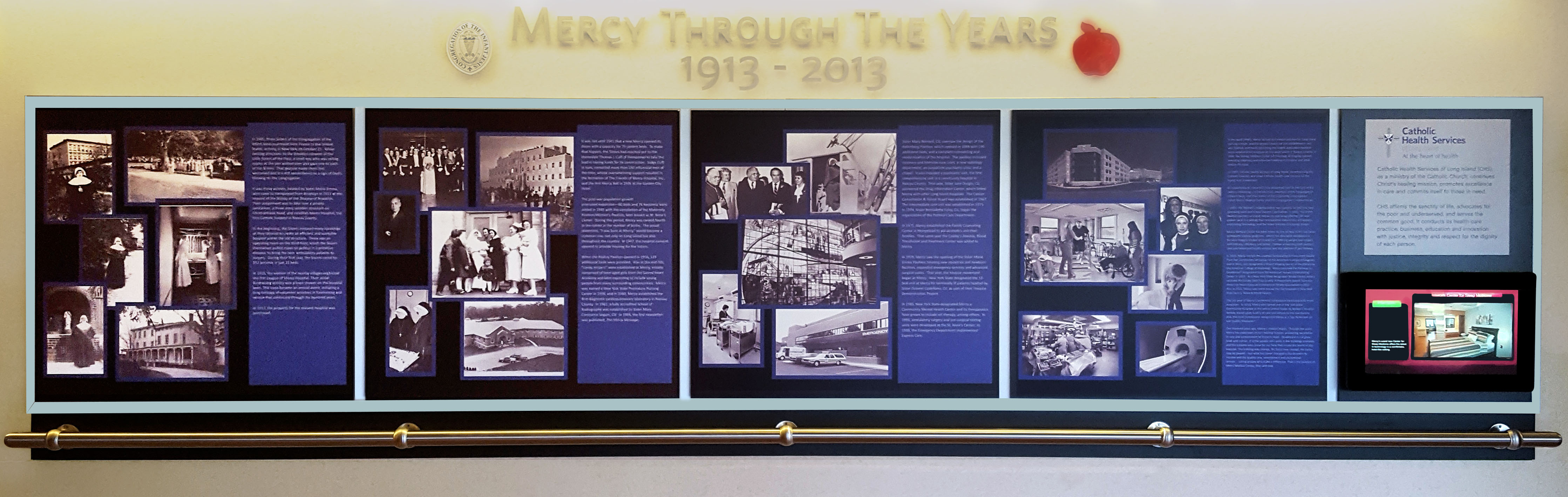 Mercy through the Years - Mercy Medical Center