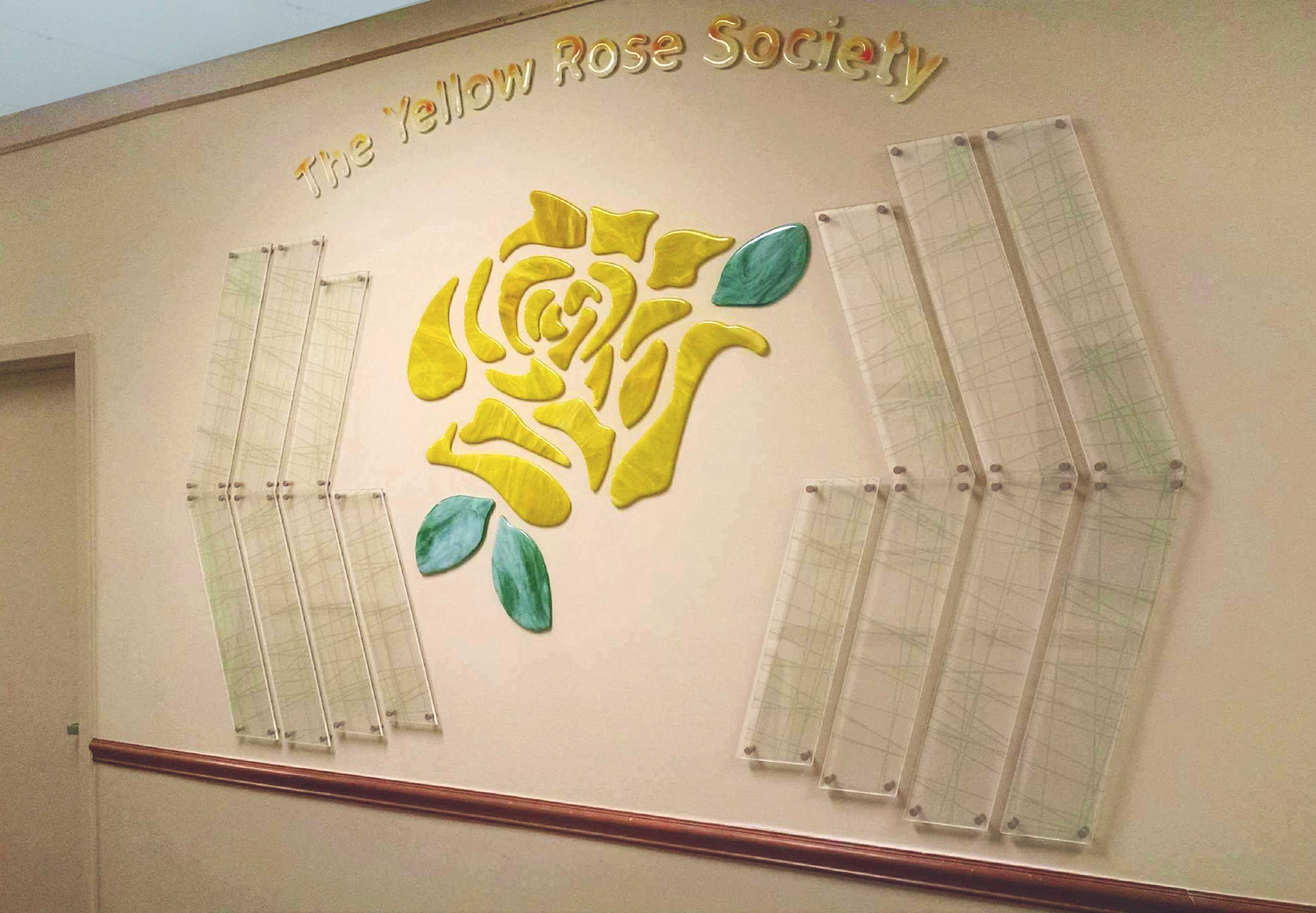 Donor Walls Designs by W.E. Baum