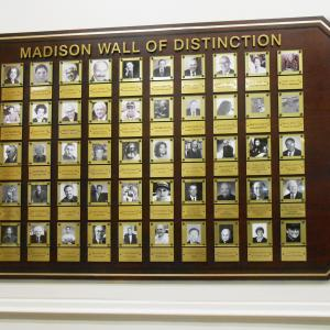 Click to Enlarge Wall of Distinction