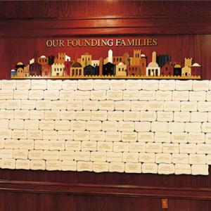 Click to Enlarge Founding Families