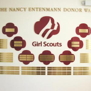 Click to Enlarge Girl Scouts