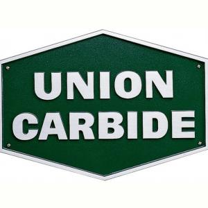 Click to Enlarge Union Carbide