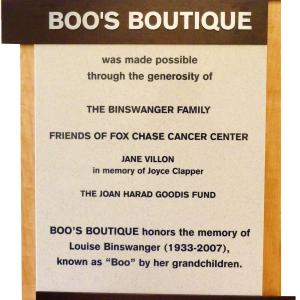 Click to Enlarge Boo's Boutique