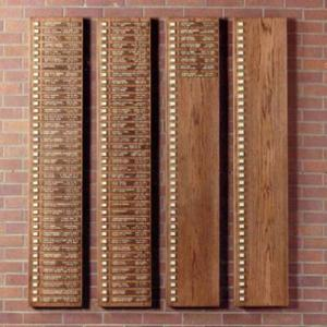 Click to Enlarge Wood Columns