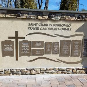 Click to Enlarge Prayer Garden
