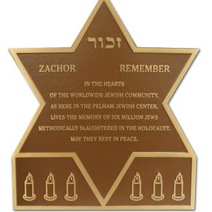 Click to Enlarge Bronze star